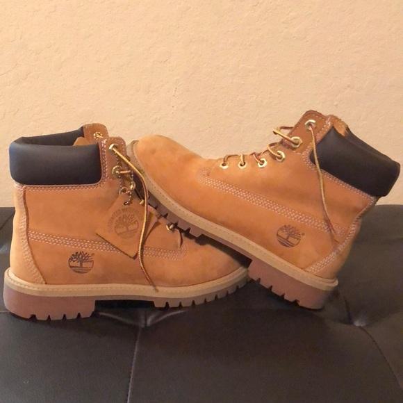 mucho Molestia simultáneo  Timberland Shoes   Girls Timberland Boots   Poshmark